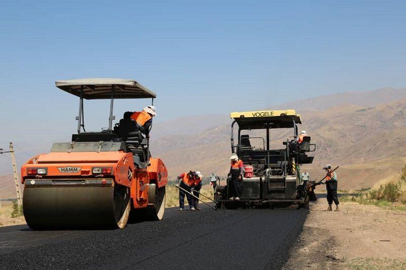 خبرنگاران 54 هزار تن آسفالت برای لکه گیری راه های استان قزوین اختصاص یافت