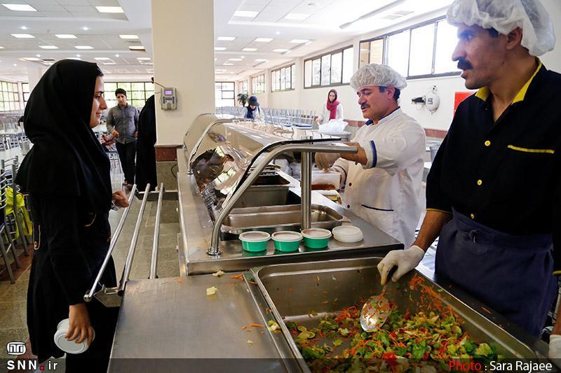 مهلت دانشگاه ها برای اتصال به سامانه تغذیه دانشجویی امروز به انتها می رسد