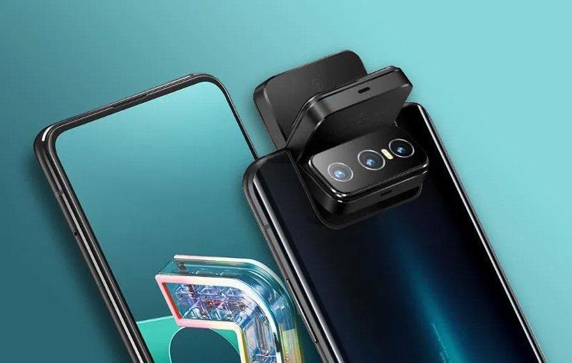 گوشی های ایسوس ذن فون 7 و ذن فون 7 پرو با دوربین چرخان معرفی شدند