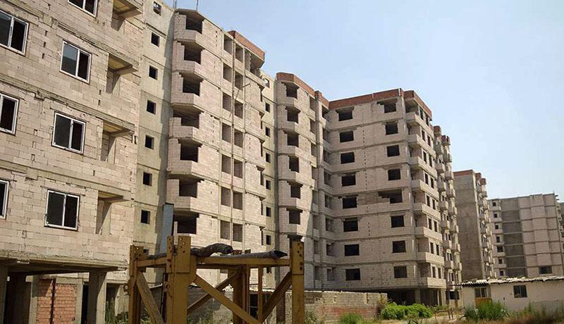 ساخت و تحویل یک میلیون و 700 هزار خانه