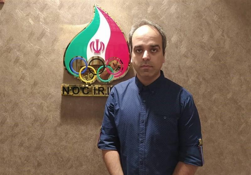 نوروزی سخنگوی کمیسیون ورزشکاران کمیته ملی المپیک شد