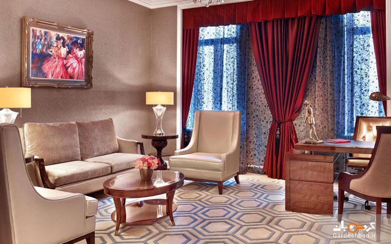 هتل اس تی رجیس مسکو نیکولس کایا مسکو، اقامتگاهی لوکسی در چند قدمی میدان سرخ مسکو