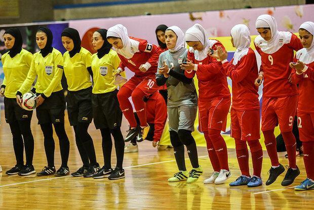 اعلام اسامی بازیکنان دعوت شده به اردوی تیم ملی فوتسال بانوان