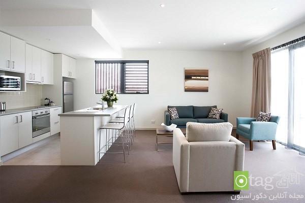 دکوراسیون داخلی آپارتمان با ایده های برتر و منحصر بفرد