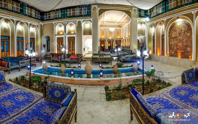 هتل سنتی گلشن میبد از هتل های سه ستاره یزد، عکس