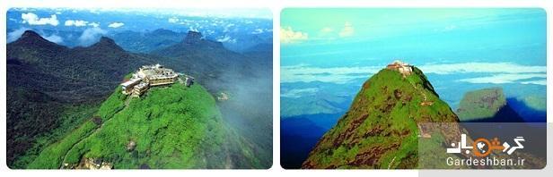 سری پادا یا قله آدامز کندی از دیدنی های سریلانکا، عکس