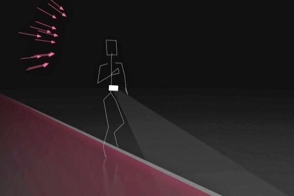 نابینایان با کمک هوش مصنوعی دونده مسابقات می شوند
