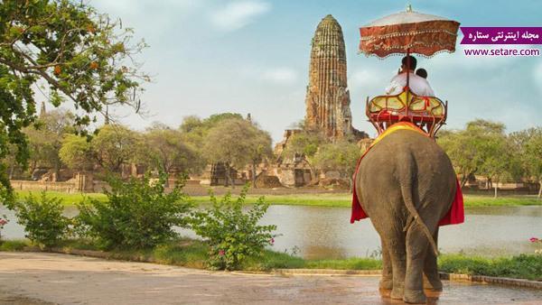 معرفی کشور تایلند و جاذبه های گردشگری تایلند