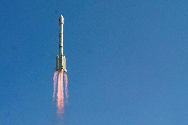 پرتاب ماهواره نقشه برداری چین به فضا