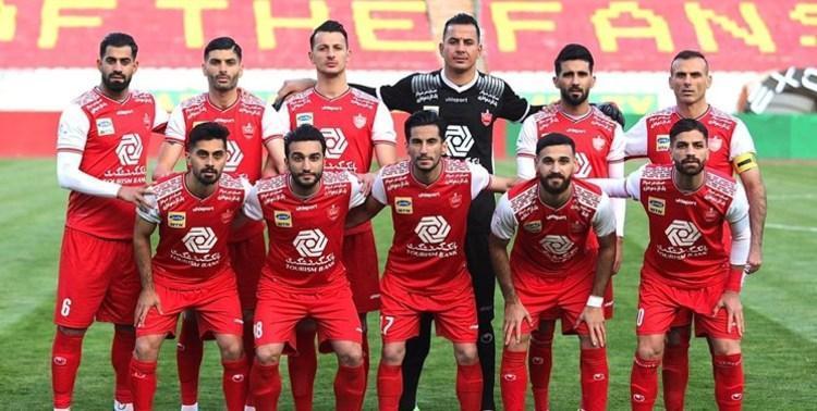 خبر خوب برای پرسپولیس در آستانه فینال لیگ قهرمانان آسیا