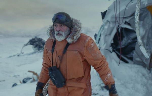 آسمان نیمه شب می تواند جورج کلونی را به اسکار بازگرداند
