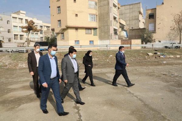 امکان سنجی احداث نخستین بیمارستان تخصصی دولتی در منطقه 19