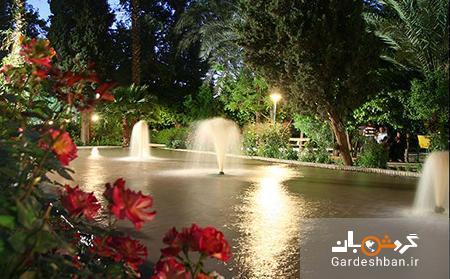 باغ گلشن طبس؛ طبیعت بهشتی در کویر
