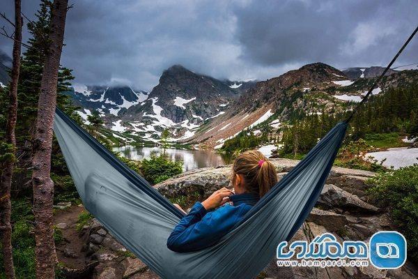 خرید ننو؛ تخت خوابی راحت برای مسافرت های طولانی و کوتاه