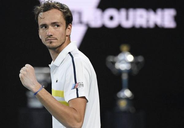 رویارویی مدودف با جوکوویچ در فینال تنیس اوپن استرالیا