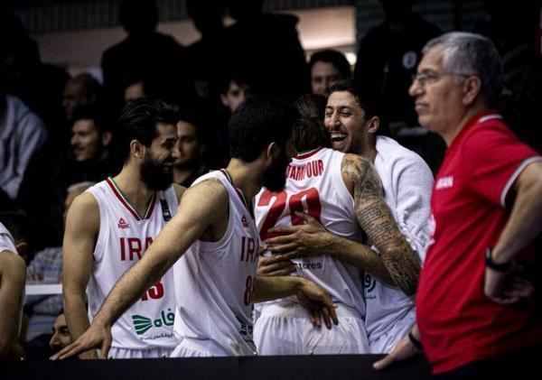 رنکینگ جهانی بسکتبال اعلام شد، ایران همچنان دوم آسیا و 23 جهان