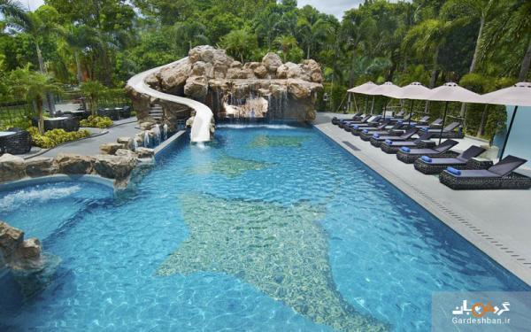 هتل 4 ستاره و لوکس آماری رزیدنس پاتایا در مرکز شهر و نزدیک ساحل