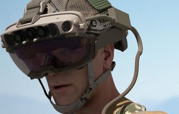 مایکروسافت 120 هزار هدست واقعیت افزوده در اختیار ارتش آمریکا قرار می دهد