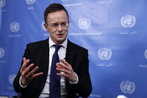 مجارستان: تحریمهای اروپا علیه چین برای منحرف کردن افکار عمومی است