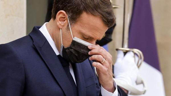 خبرنگاران 61 درصد فرانسوی ها به مکرون در انتخابات ریاست جمهوری رأی نمی دهند