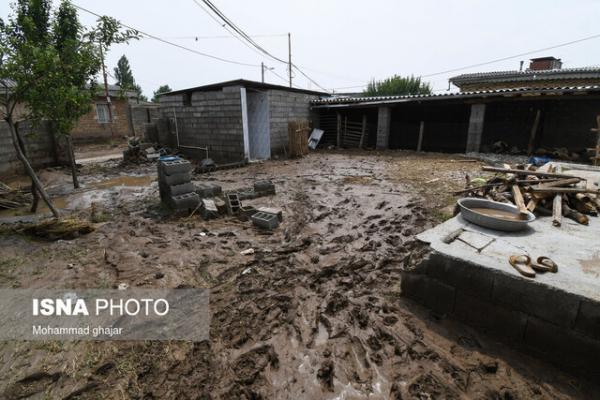 وقوع سیلاب در 7 استان، امدادرسانی به 148 آسیب دیده