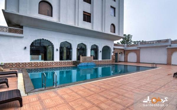 هتل آتکارش ویلاس ؛ اقامتی راحت در نزدیکی تاج محل