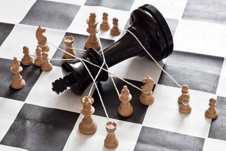 شکست شطرنج بازان ایران در آسیا بخاطر قطعی برق!