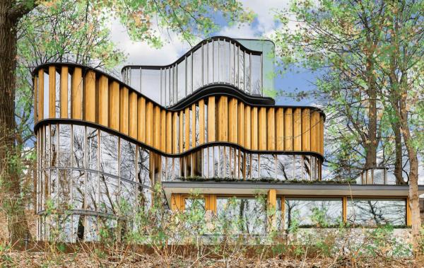 مقاله: بنای Integral House شاهکار معماری مدرن کانادا فروخته شد