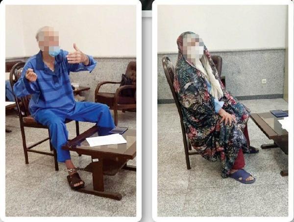 اظهارات تلخ مادر بابک خرمدین در دادسرای جنایی