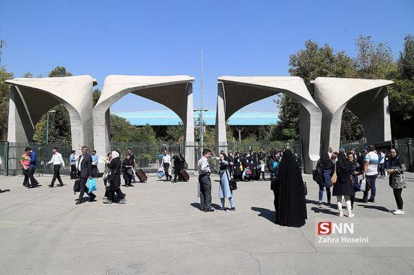 جزئیات برگزاری دوره های آموزشی آنلاین دانشگاه تهران