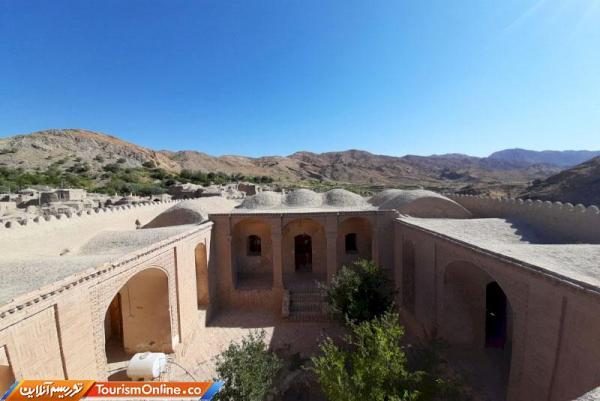 بازسازی خانه غفاری در استان خراسان جنوبی