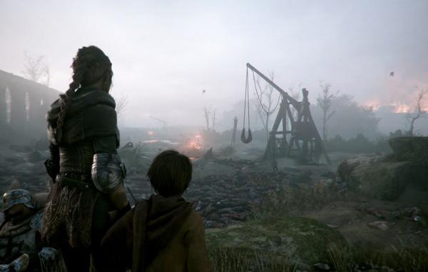 نسخه نسل نهمی بازی A Plague Tale: Innocence معرفی گردید