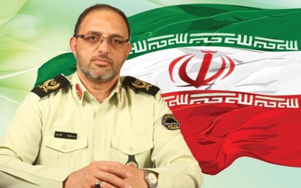پیام تبریک فرمانده انتظامی استان کرمان به مناسبت روز خبرنگار