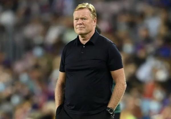 کومان: مورد حمایت باشگاه هستم اما آینده ام به کسب نتیجه بستگی دارد، تیم مان بازیکن کم دارد